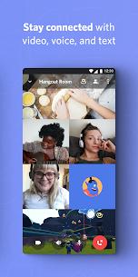 Discord Apk — Talk, Video Chat Download 2
