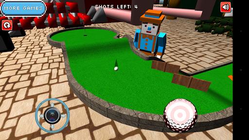 Mini Golf: Cube World