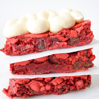 Low Fat Red Velvet Brownies Recipes