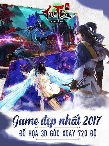 Hack Game Tru Tiên 3D Cho Android