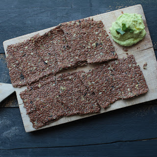 Flax Seed Snacks Recipes.