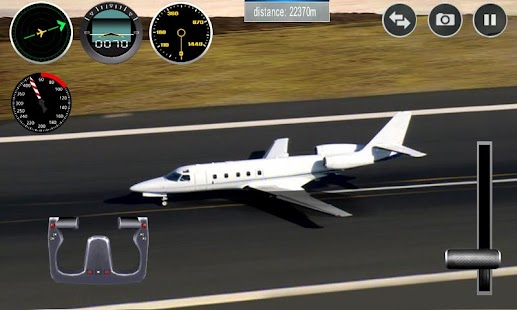 Plane Simulator 3D- screenshot thumbnail