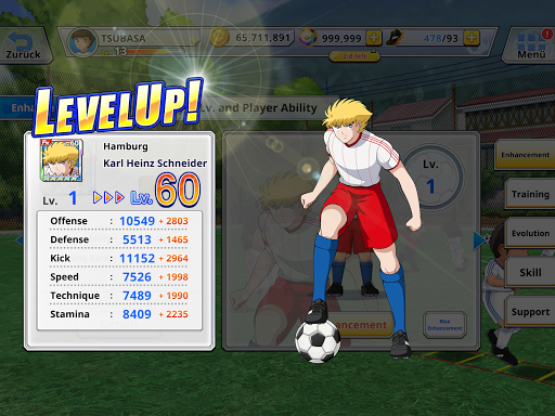 Captain Tsubasa ZERO -Miracle Shot- 2.0.4 screenshots 9