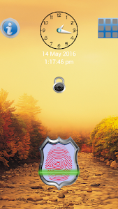 Fingerprint Screen Lock PRANK screenshot 3