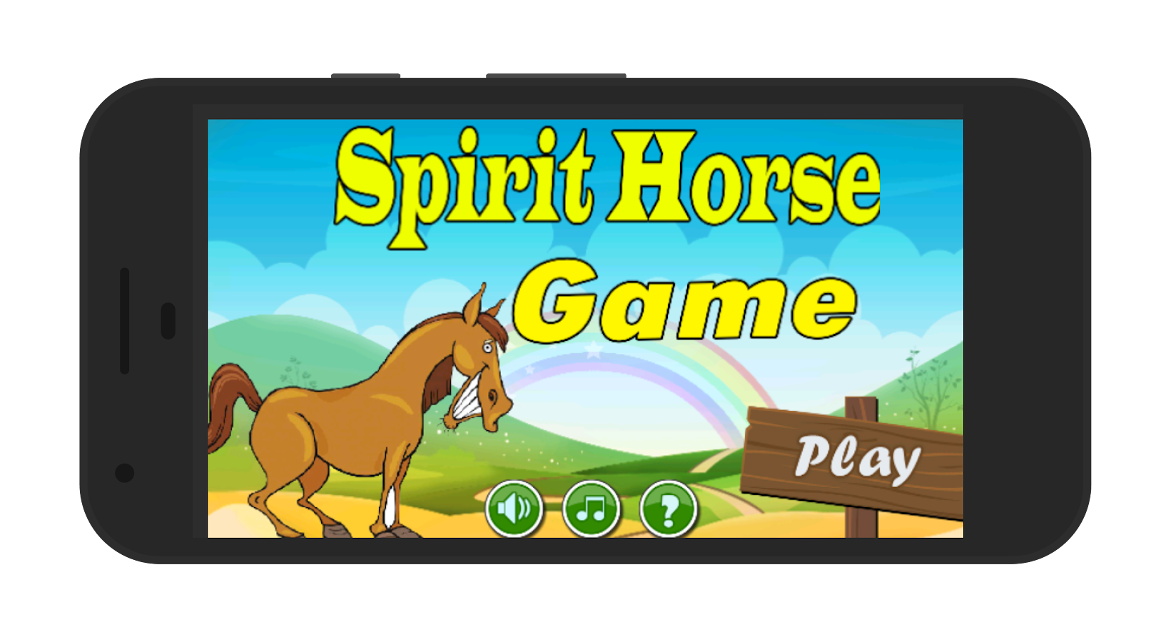 spirit horse game 2017 android apps on google play