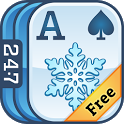 Winter Solitaire FREE icon