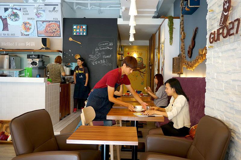 台北中山區咖啡館,Gufo27-9