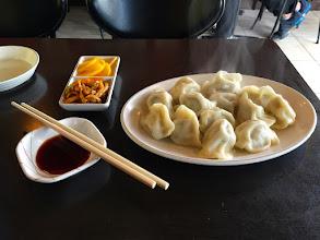 Photo: dumplings!