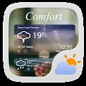 Comfort Weather Widget Theme icon