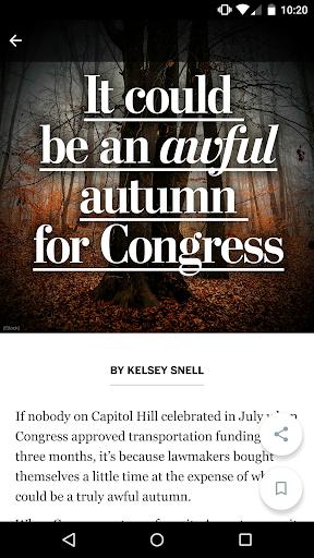 The Washington Post 1.11.4 screenshots 2