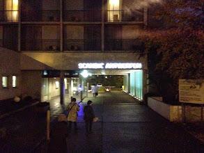 Photo: この日のホテル。