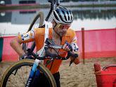 David van der Poel denkt eraan om minder te crossen en meer op de weg te koersen