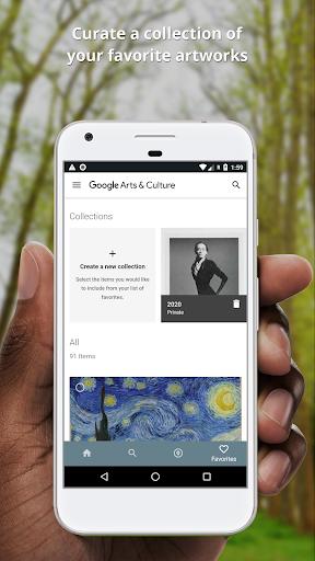 Google Arts and Culture screenshot 5