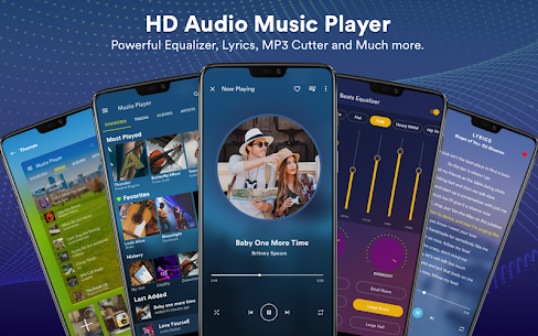 Music Player PREMIUM APK 6.6.1 Mod Apk [Full Unlocked] 1