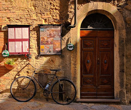 Photo: Old Bicycle