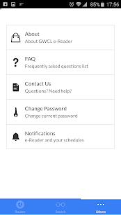 GWCL e-Registration - náhled