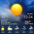 Live weather report&humidity apk