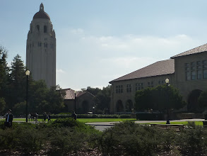 Photo: Hoover Tower Stanford University