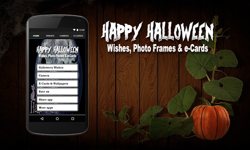 Halloween 2015 : Wishes Cards