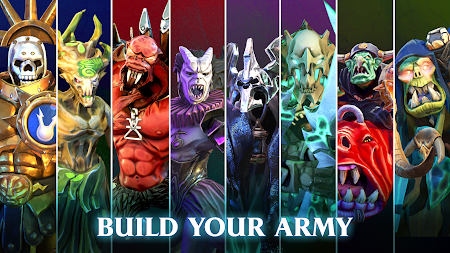 Warhammer Age of Sigmar: Realm War APK screenshot thumbnail 2