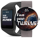 Fuzzy Watchfaces Android Wear