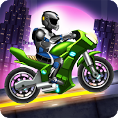 Bike Race: Speed Racer Of Night City