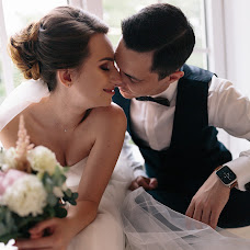Wedding photographer Olesya Zarivnyak (asyawolf). Photo of 23.07.2018