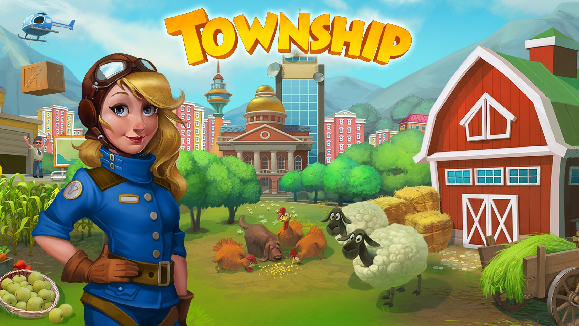 Township Mod Apk (Unlimited Money/Cash) 6.1.1 Latest Version 6