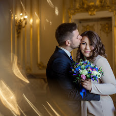 Wedding photographer Irina Kaysina (IraKai). Photo of 13.10.2017