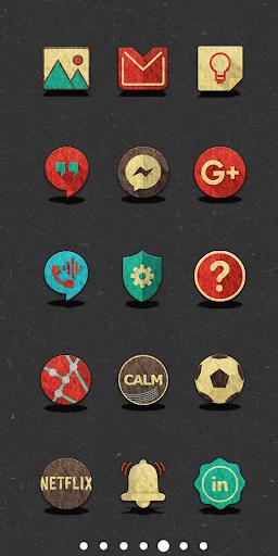 Retron-UI Icon Pack screenshot 4