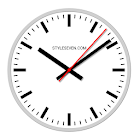 Swiss Analog Clock-7 icon