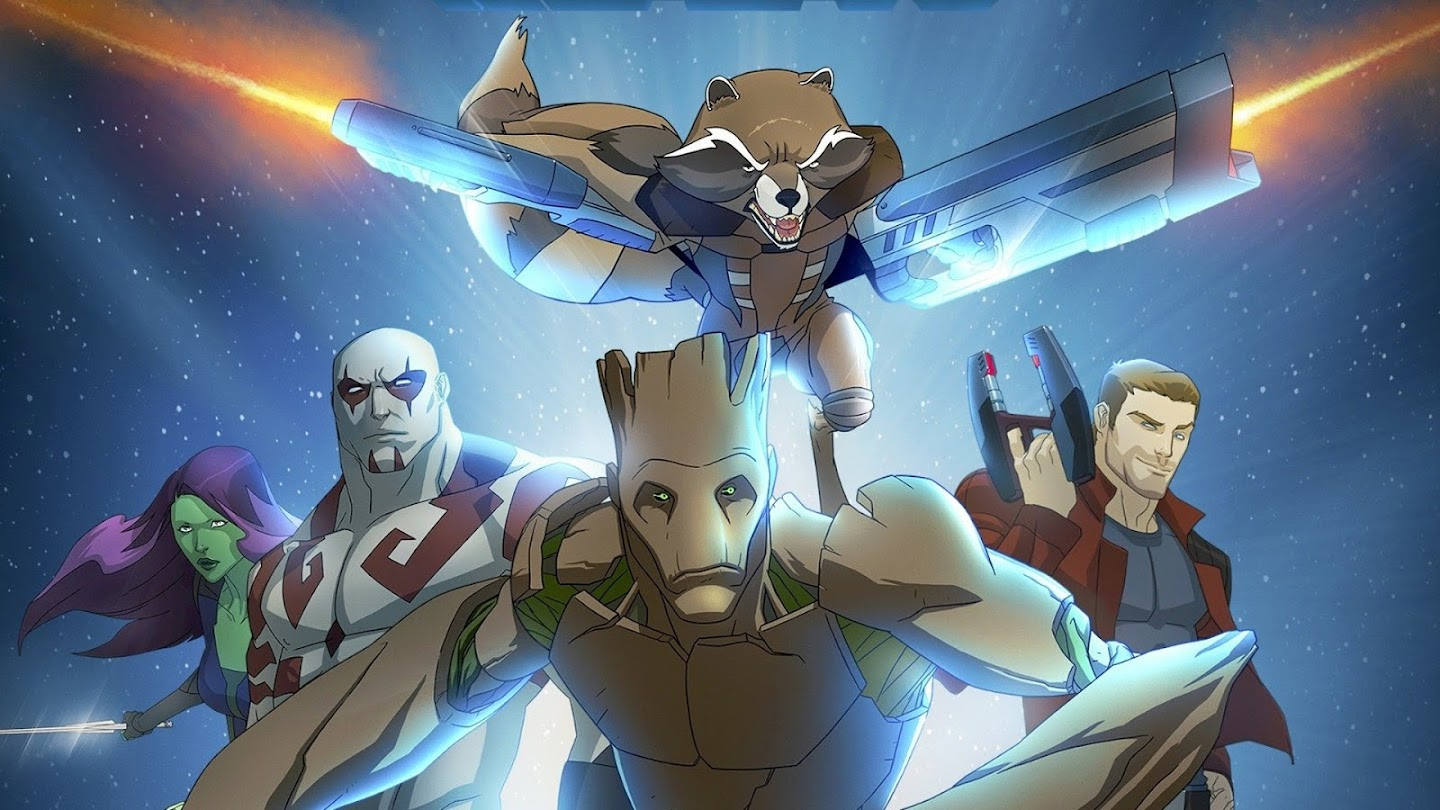 Watch Marvel's Guardians of the Galaxy Shorts live