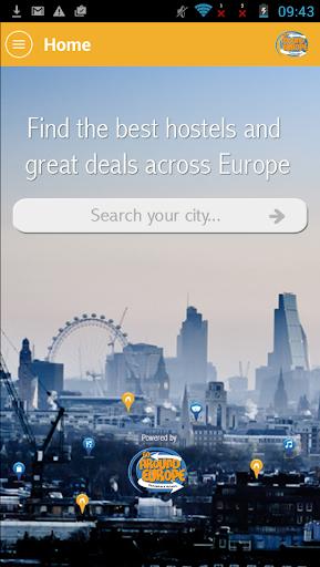 GoAroundEurope Hostel network