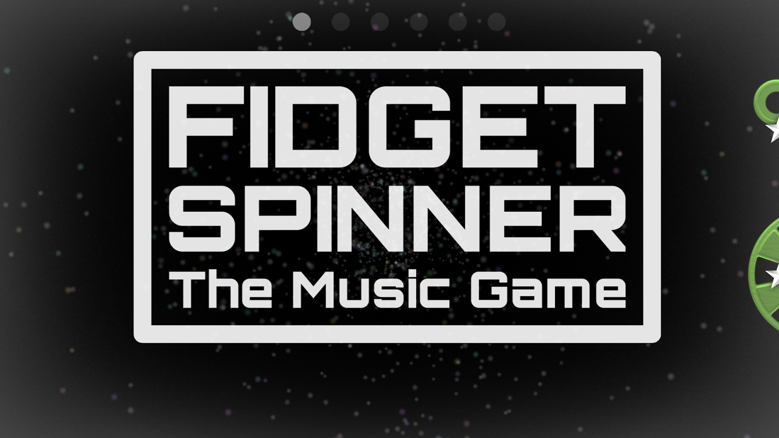 Fidget Spinner - The Music Game- screenshot
