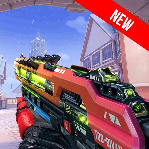 Encounter Cover Hunter Strike  3v3 Team Battle