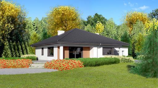projekt Dom przy Makowej 4
