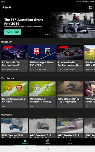 Spark Sport screenshot 7