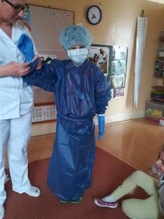 Słoneczka: Spotkanie z pielęgniarką