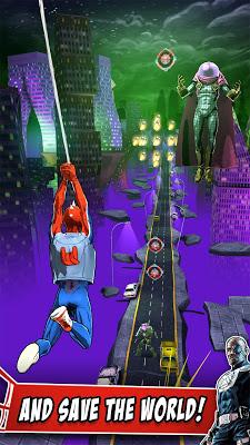 Spider-Man Unlimited v 1.9.0f Apk + Data REVIEW 8ovFxtg9d2lpIh8Y91VrLhXwnh6fFEreEkycSoqEzj4SpAYcobzkEulsm2Z0BZ7bOQ=h400
