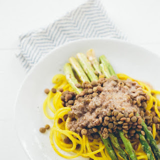 Grilled Asparagus Pasta Recipes