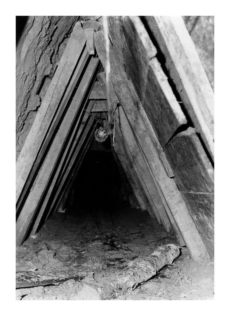 В какой-то момент туннель 29 просох