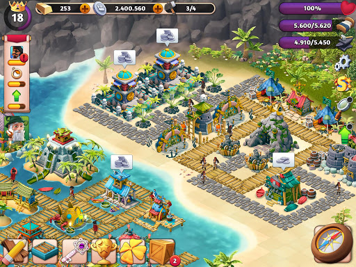 Fantasy Forge: World of Lost Empires android2mod screenshots 16