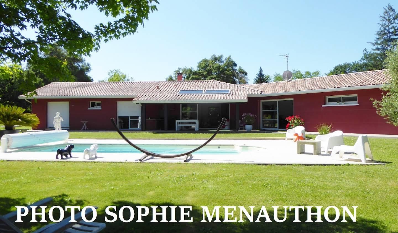 Maison avec piscine et terrasse Soorts-Hossegor