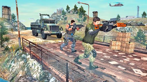 Border War Army Sniper 3D apkpoly screenshots 4