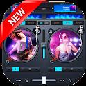 3D DJ Mixer 2021 - DJ Virtual Music App Offline icon