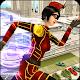Flash Girl speed hero-Multi flash mortal battle (game)