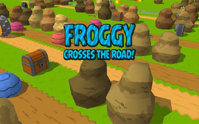EG Road Crossing