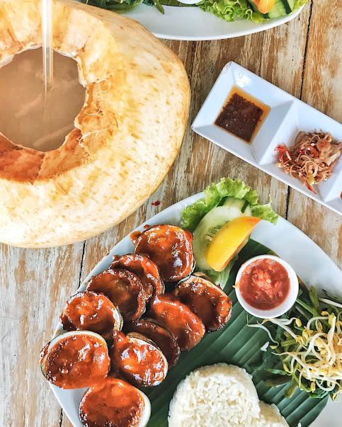 warung lais seafood murah di bali