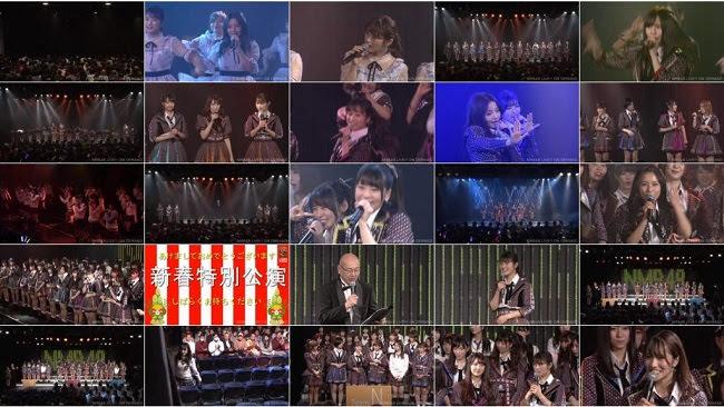 190101 (720p) 2019新春特別公演 NMB48劇場8周年