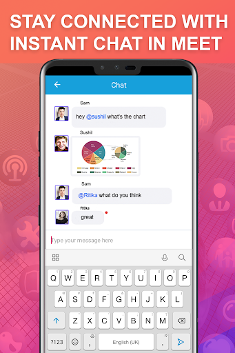 Video Conferencing App - Milan Setu